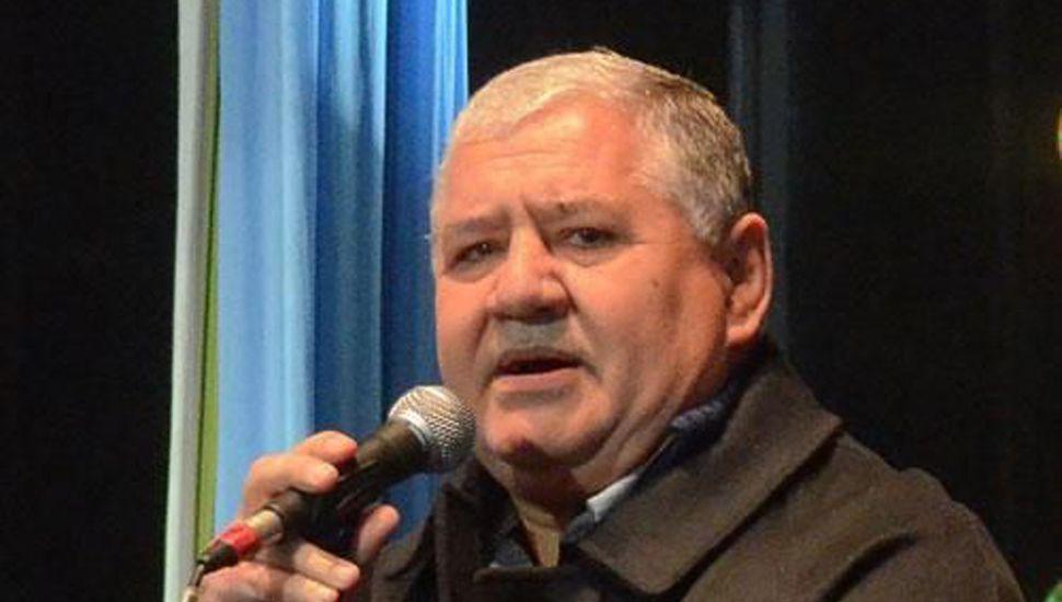 Guillermo Moser, secretario general de FATLyF.