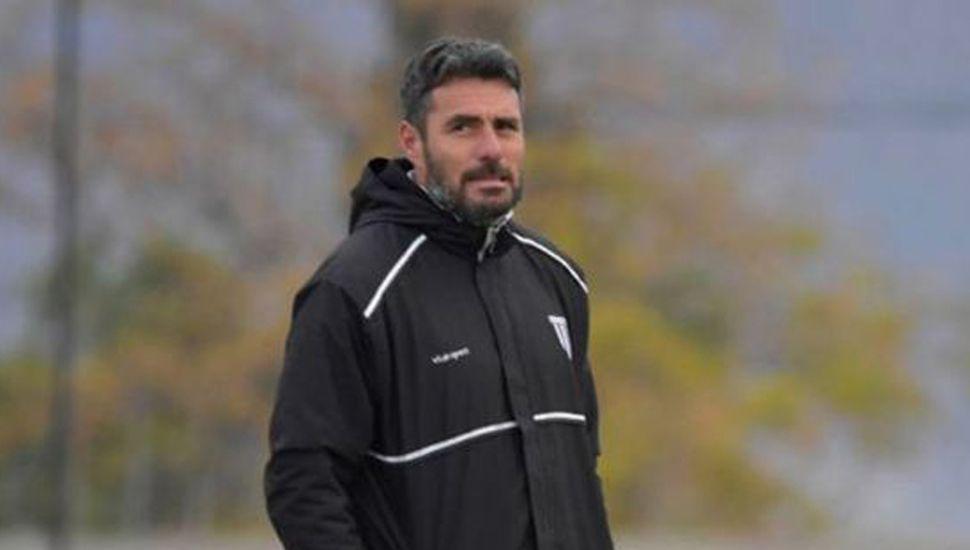 Diego Pozo, DT de Gimnasia (M).