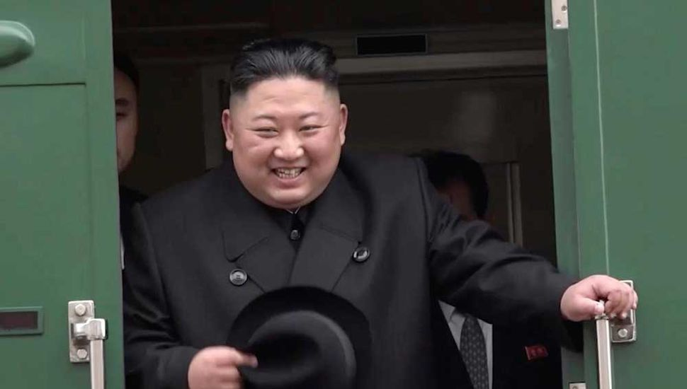 Putin recibió a Kim para bajar la tensión nuclear