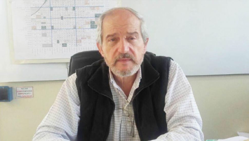 """Ricardo Ciminelli: """"Con el peronismo la gente siempre vivió mejor"""""""