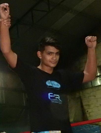 René Krivocapich viene de ganar su última pelea en Rivadavia de Junín y hoy combatirá en Elortondo.