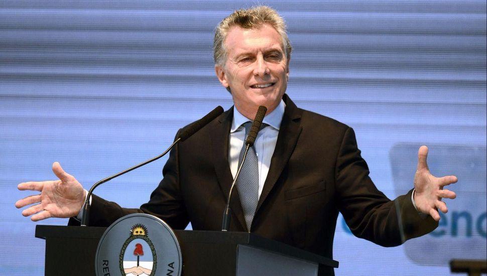 """Macri: """"tenemos que avanzar en un plan de reformas donde cada uno ceda un poco"""""""