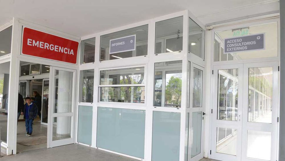 El Gobierno provincial reforzó la seguridad en los hospitales bonaerenses.