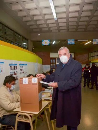 Jujuy: los resultados dan ganador a Morales