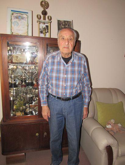 """Raúl Andrés """"El Flaco"""" Broggi"""