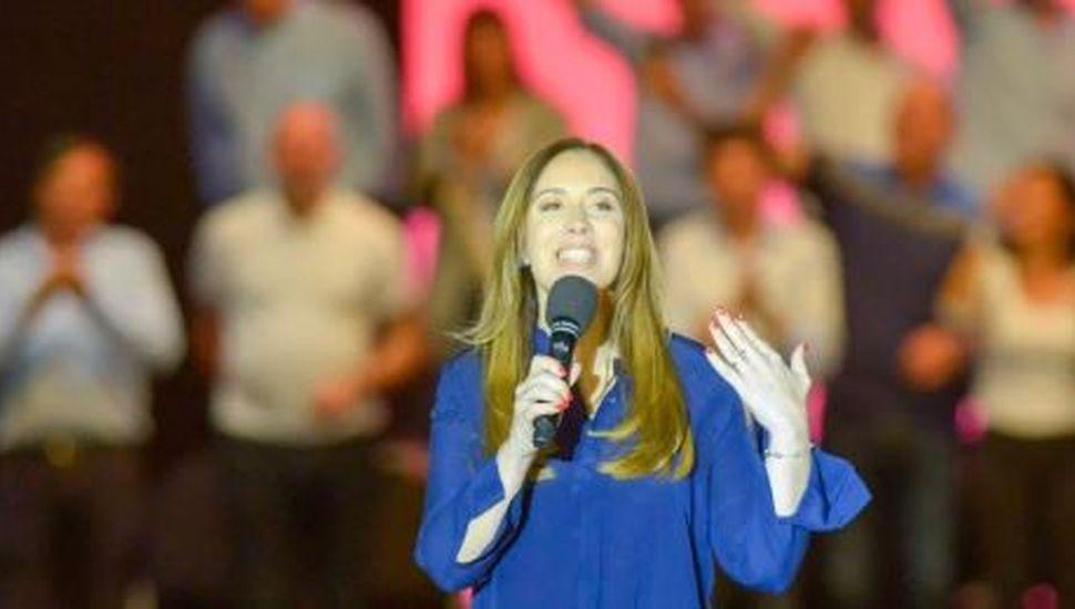 """María Eugenia Vidal cruzó a Alberto Fernández: """"Uno tiene que tener coherencia en la vida"""""""