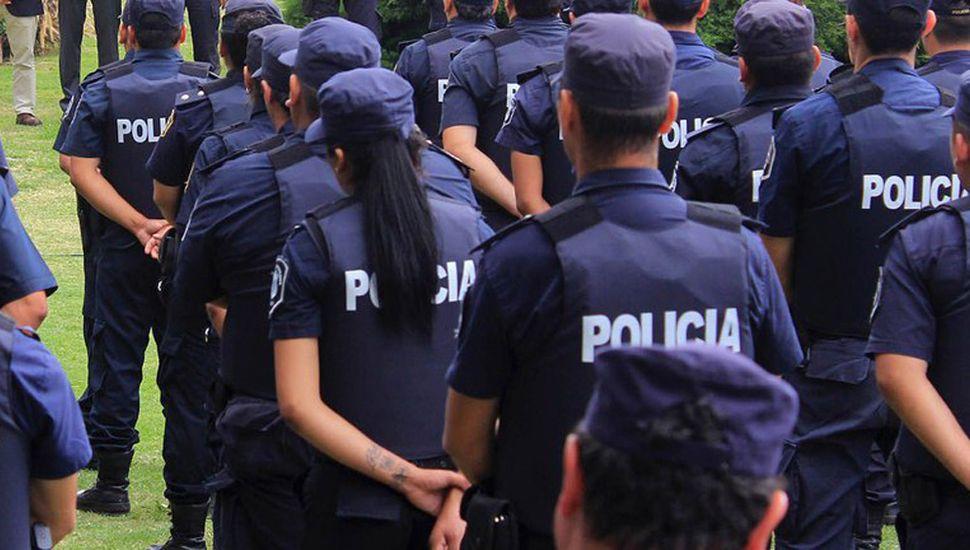 policias seguridad