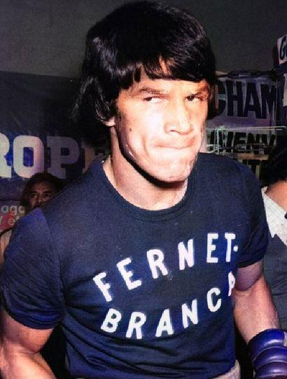 Carlos Monzón estuvo detenido en la U.P. 13 de Junín y falleció el 8 de enero de 1995, en un accidente vial.