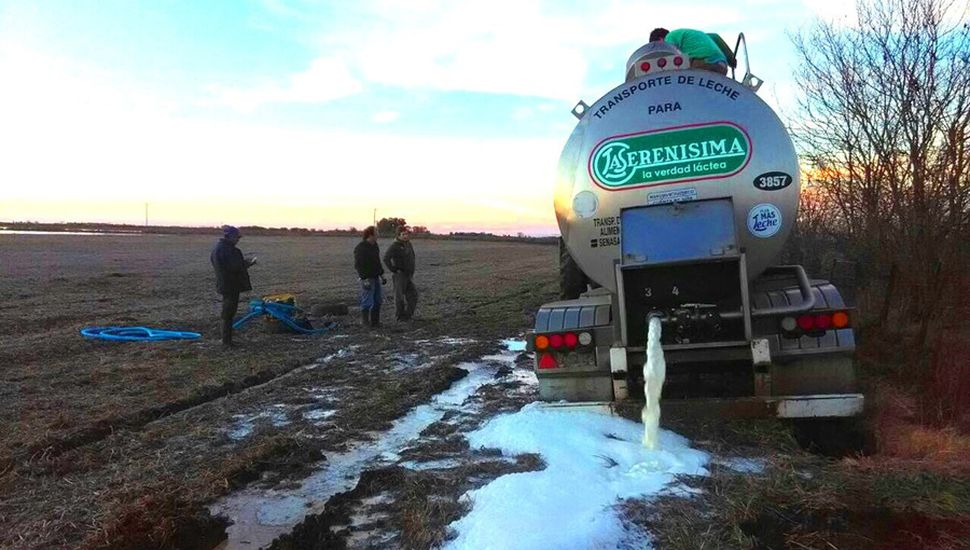Tamberos de la Provincia piden mejoras en los caminos rurales