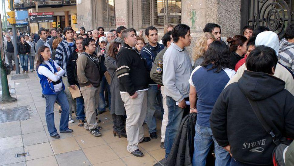 El desempleo afecta al 9% de la población
