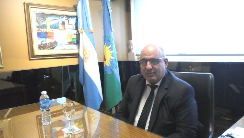 Doctor Pablo Miguel Rasuk.