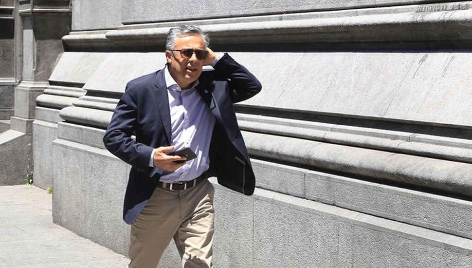 Alfredo Cornejo, titular de la Unión Cívica Radical, dijo que no habrá un