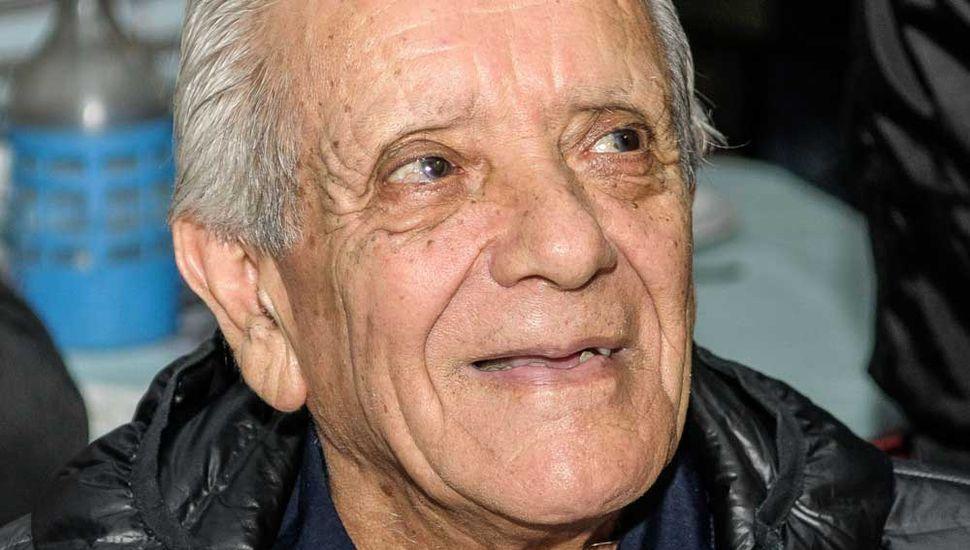 Horacio Oscar Barrionuevo, homenajeado en su cumpleaños 80°.