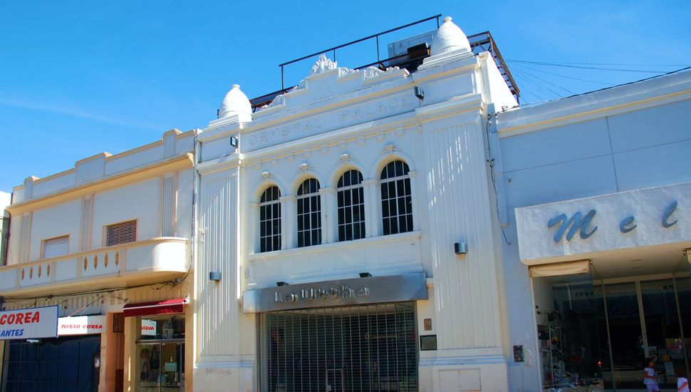 TRIVIA: ¿Cuánto sabes sobre el cine Crystal Palace?
