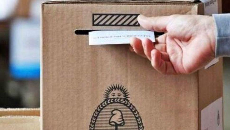 """El gobierno reiteró que la transparencia del escrutinio de las PASO será """"total"""""""