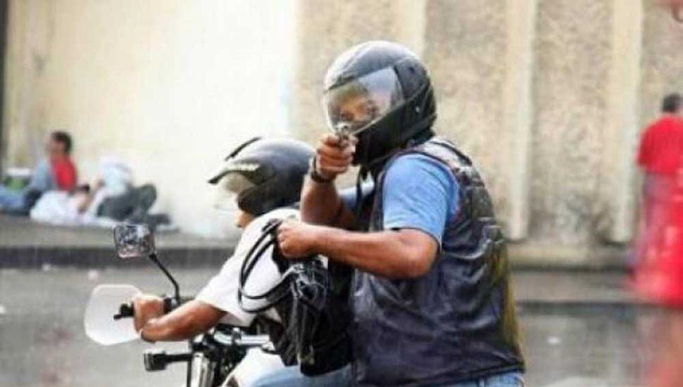 """Aprueban ley contra  los """"motochorros"""""""