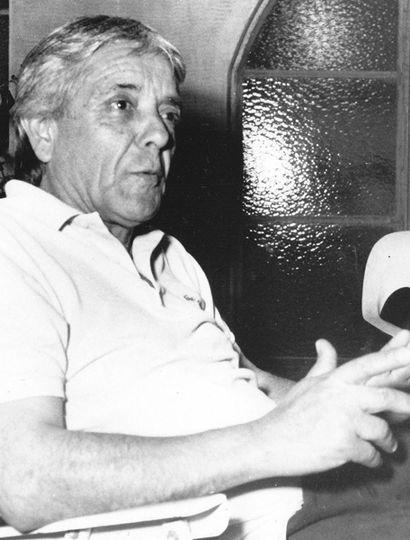 Horacio Barrionuevo cumple 80 años y será reconocido.