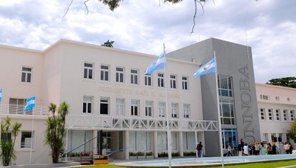Edificio donde se desarrollarán las jornadas.