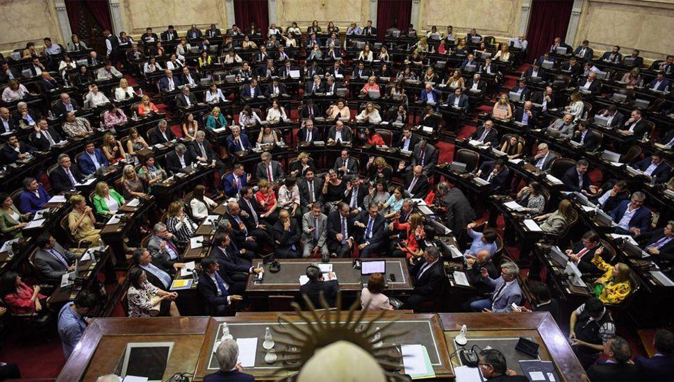 Juntos por el Cambio no dará quorum para tratar la ley de Solidaridad Social