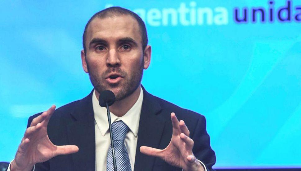 Guzmán descartó un ajuste fiscal y ratificó el cepo