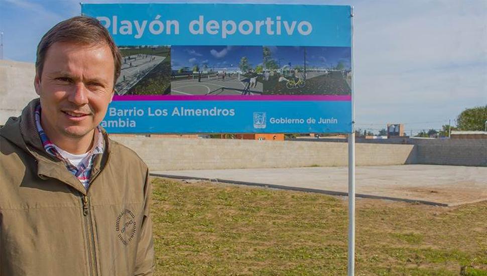 Daniel Pueyo, subsecretario de Deportes del Gobierno de Junín, hizo un balance de gestión del área a su cargo.