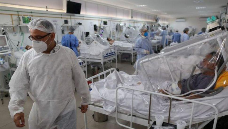 Más de 5 millones de casos de covid-19 en el mundo