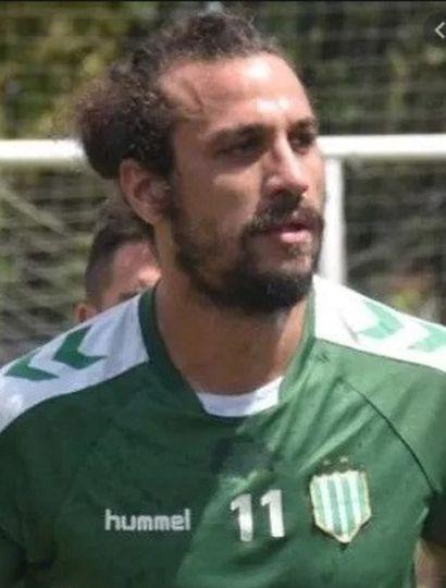 Daniel Osvaldo podría ser titular, hoy en Banfield frente a Aldosivi de Mar del Plata.