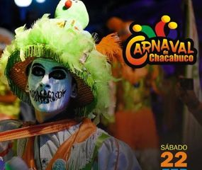 Chacabuco celebra el carnaval