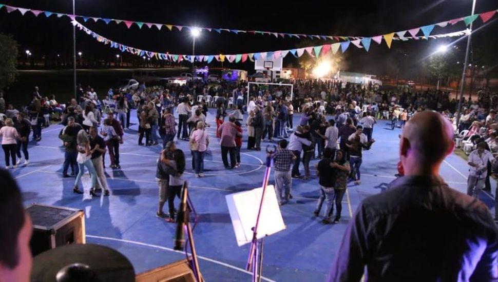 Germania celebró el Carnaval con tres noches de festejo y alegría popular