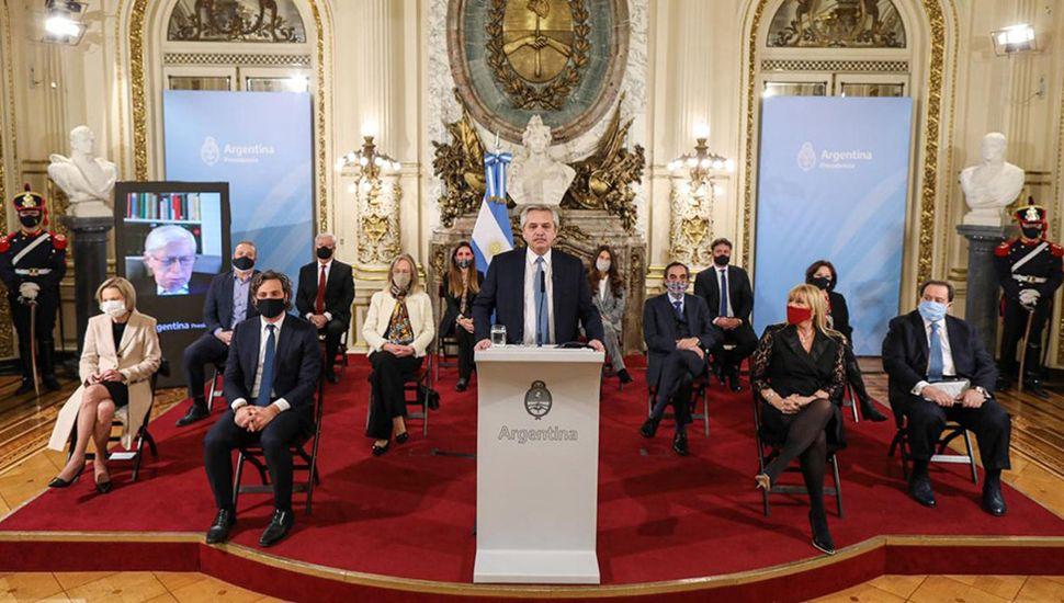 El proyecto de Ley de Reforma Judicial que el Poder Ejecutivo envió al Congreso y que busca la reorganización y competencia de la Justicia Federal con asiento en la ciudad de Buenos Aires y en las provincias comenzará a ser debatido este martes en el