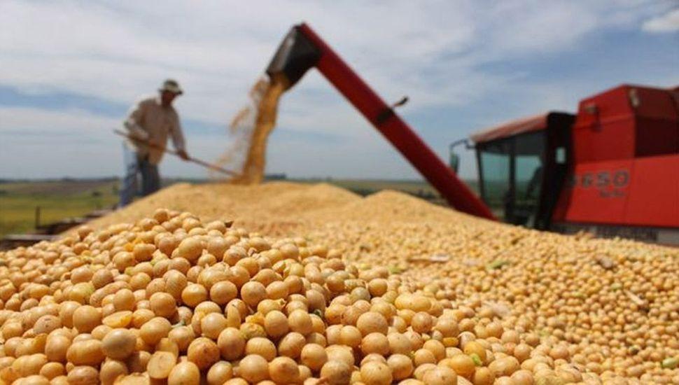 China volvió a comprar soja en EE.UU.  y el precio subió un 3,4% en Chicago