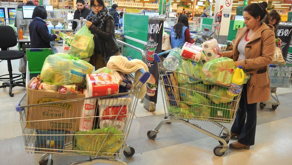 Ya está en marcha el primer supermiércoles de descuento en supermercados del año