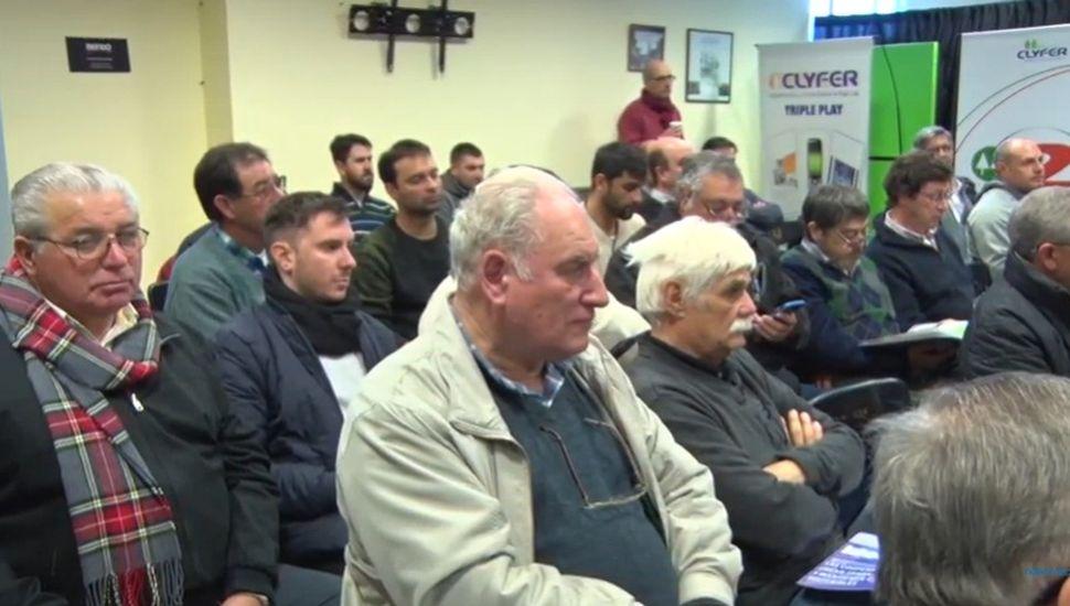Se realizó un nuevo encuentro de Cooperativas Eléctricas en Rojas