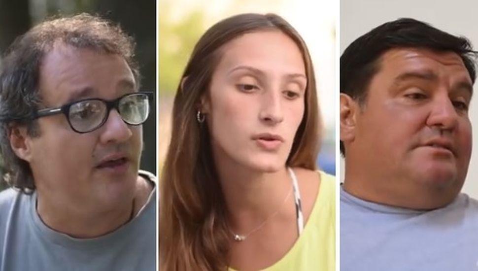 Golpiza fatal en Gesell: vecinos de Chacabuco hablaron en un video