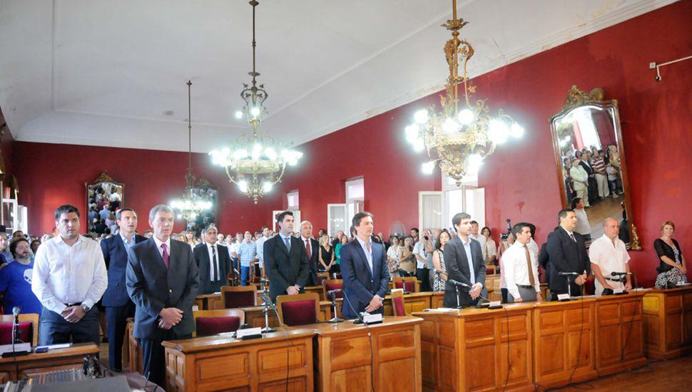 Sesiona el Concejo, con el eje en temas de salud pública.
