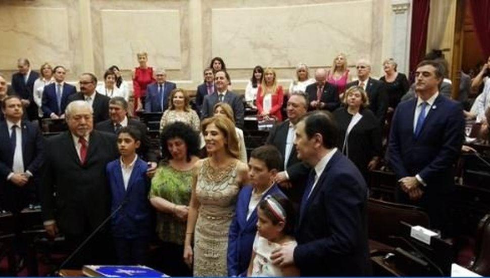 Frente de Todos con mayoría absoluta en el Senado