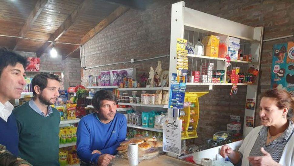 Refuerzan la seguridad en las localidades de Chacabuco