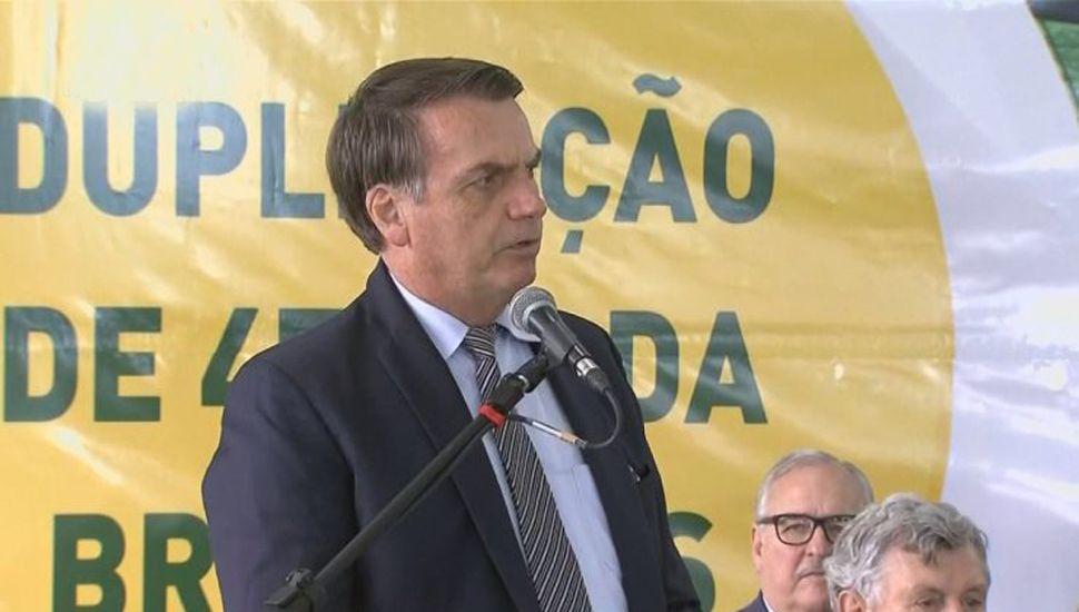 Bolsonaro auguró un éxodo de argentinos a Brasil