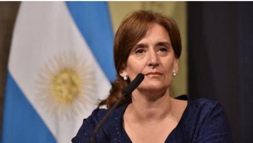 Gabriela Michetti confesó qué le molesta de Cristina Kirchner en el Congreso