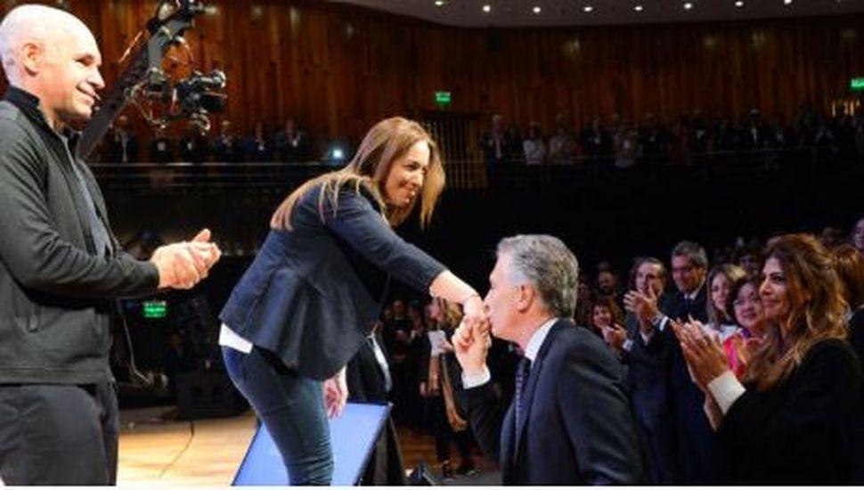 María Eugenia Vidal anunciará su propio paquete de medidas económicas