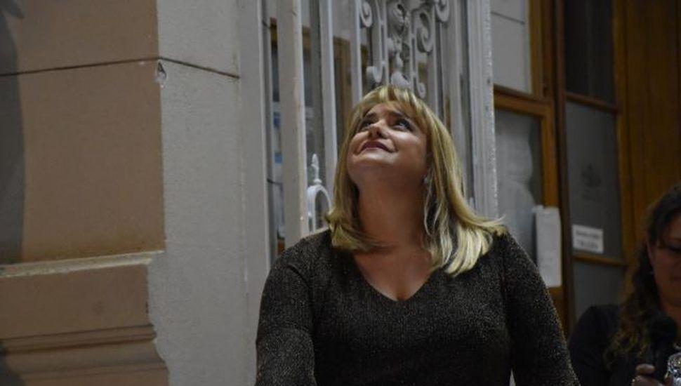 Erica Revilla renovó su mandato en Arenales