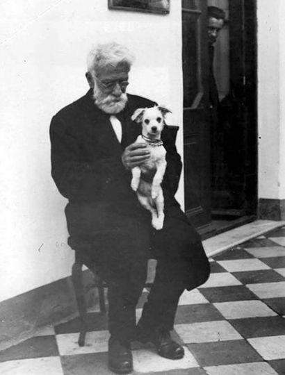 Ignacio Albarracín, defensor de los derechos de los animales.