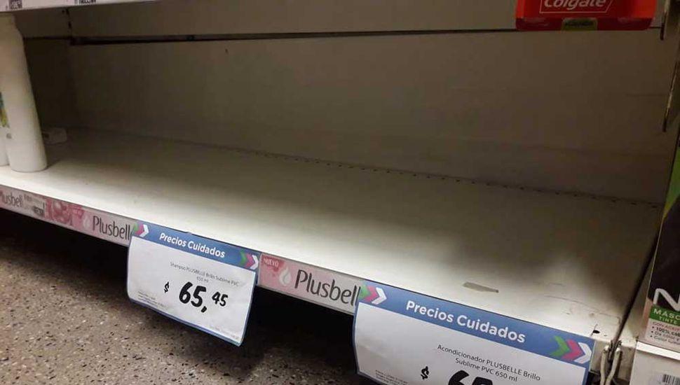 Concejales meonistas denuncian faltantes de productos de Precios Cuidados en las góndolas juninenses.