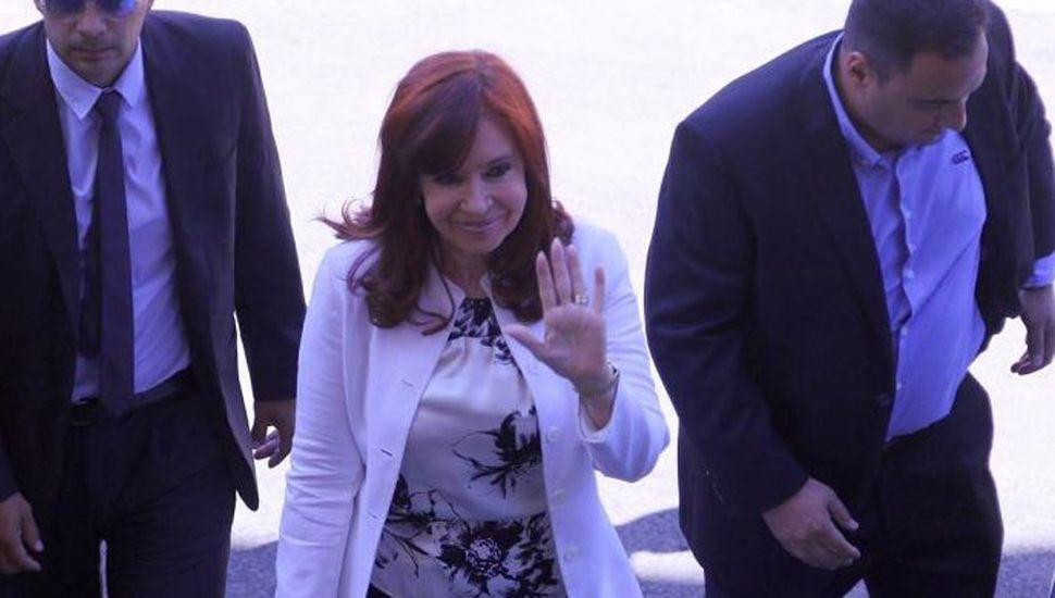 """Cristina: """"Fue un plan ideado por el gobierno saliente"""""""