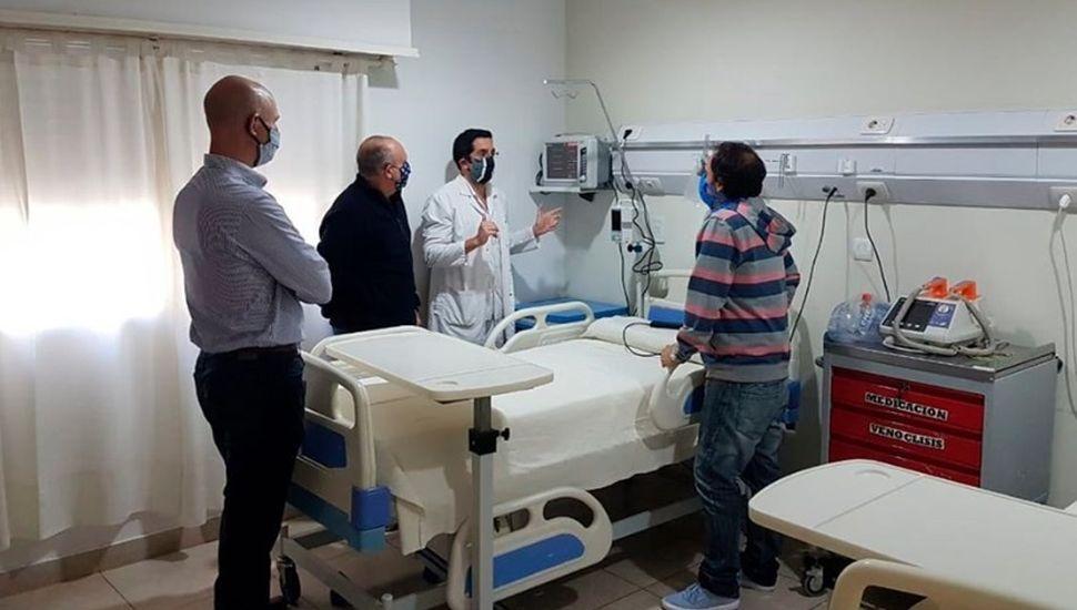 Dos casos sospechosos de coronavirus en Pinto