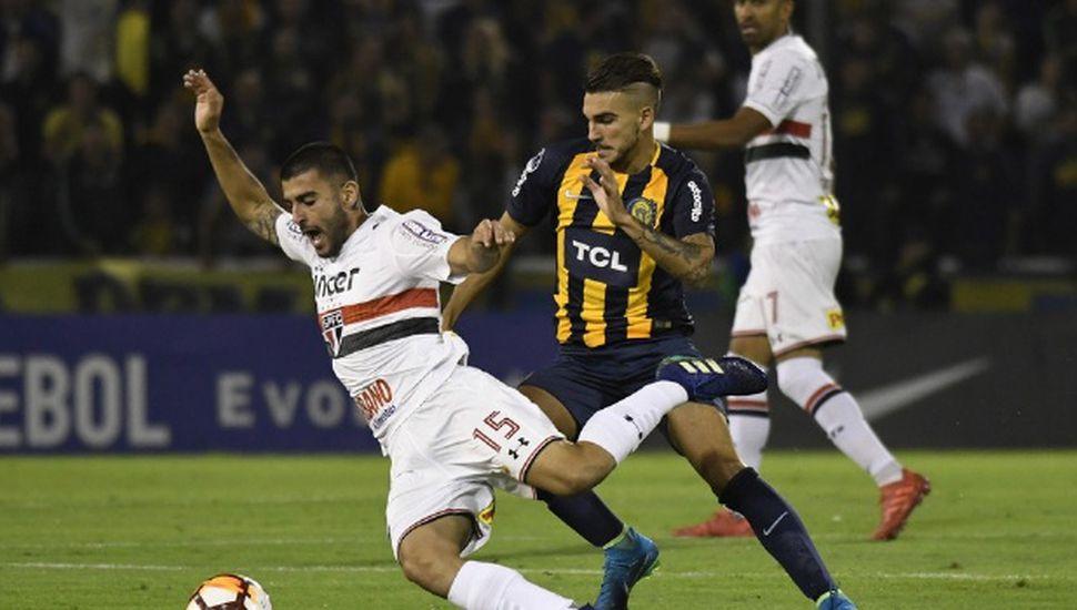 Rosario Central y un difícil partido ante el San Pablo