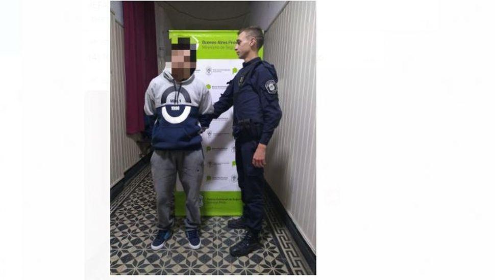 Pinto: detuvieron a dos hombres por infracción a la ley de estupefacientes