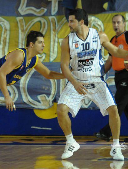 Juan Cangelosi, de Argentino.
