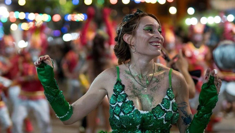 Ángela Leiva tendrá a cargo el cierre del carnaval de Los Toldos