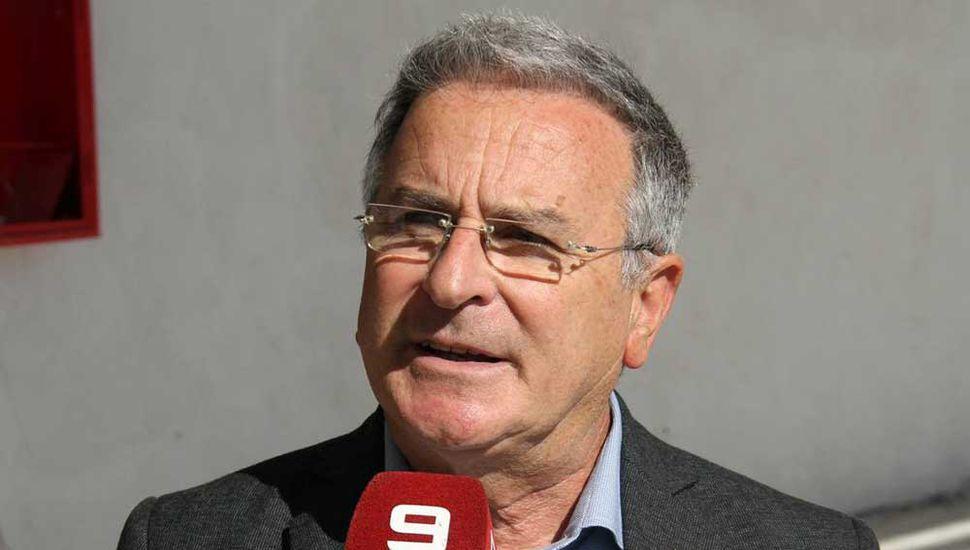 Luis Benedetto.